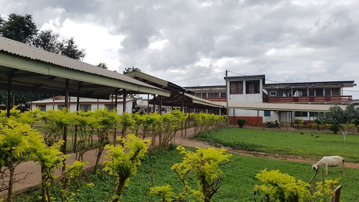 the presbyterian hospital in donkorkrom